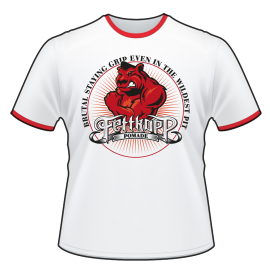 Fetttkopp Shirt Front